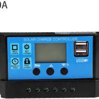 Controlador de Carga PWM 30A