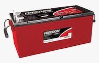 Bateria Estacionária 150/165ah Freedom