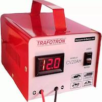Carregador de Bateria 20ah Trafotron