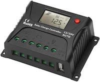 Controlador de Carga PWM 10A