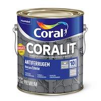 Esmalte Antioxidante 3,6l Coral