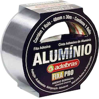 Fita Adesiva Aluminizada 48mm