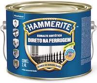 Esmalte Antioxidante 2,4l Hammerite