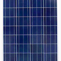 Kit de Energia Solar 150Wp