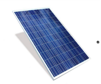Kit de Energia Solar 750Wp